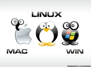 Linux Windows e Mac
